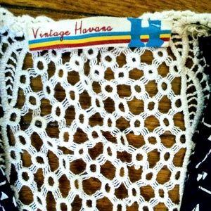 VINTAGE HAVANA, BLOUSE KIMONO
